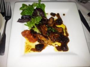Suze Seared Fois Gras
